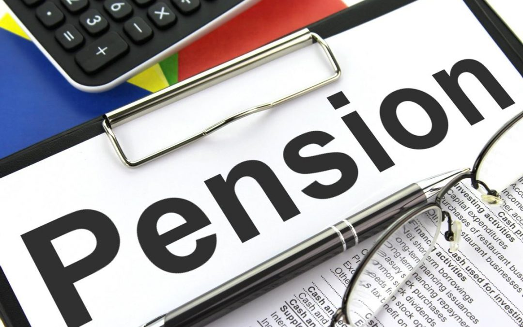 What happens to my pension if I die?