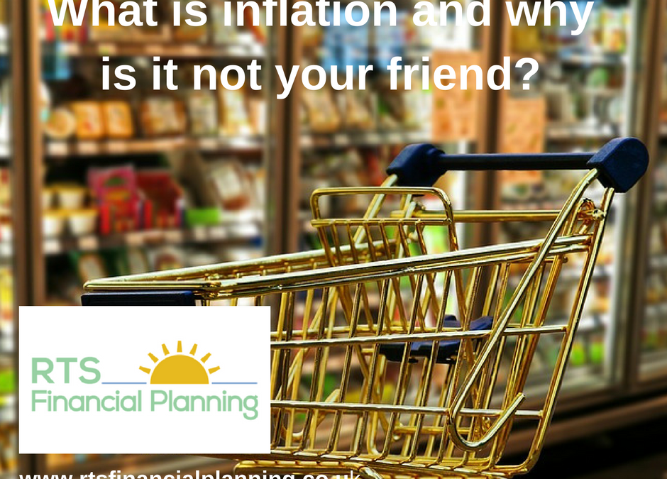 What is inflation and why is it not your friend?