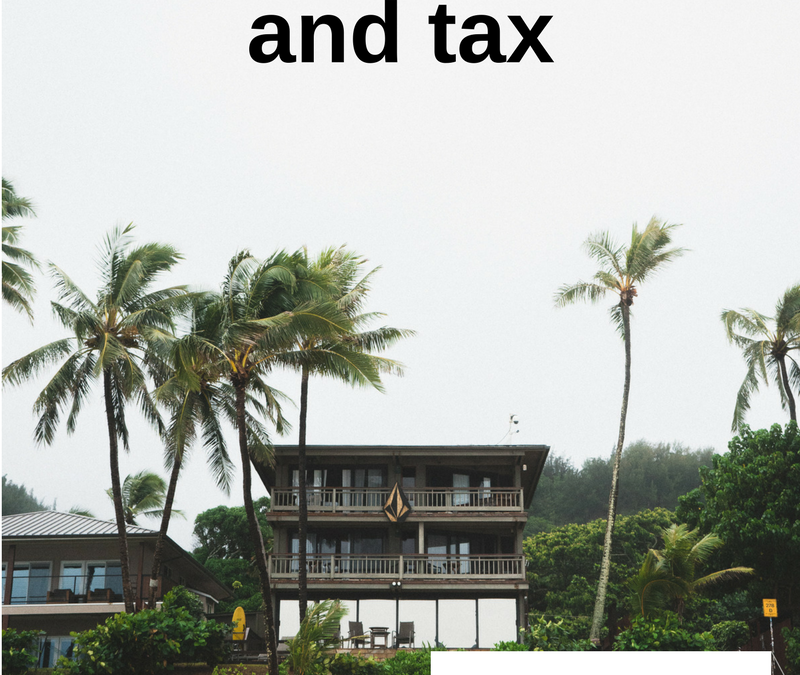 Moving abroad and tax