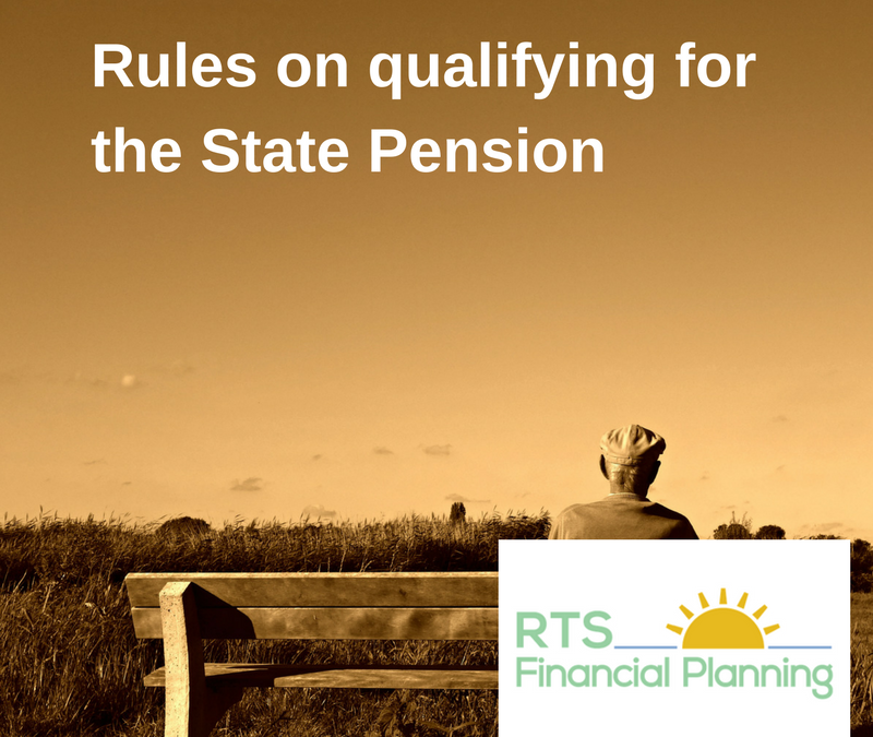 Rules on qualifying for the State Pension
