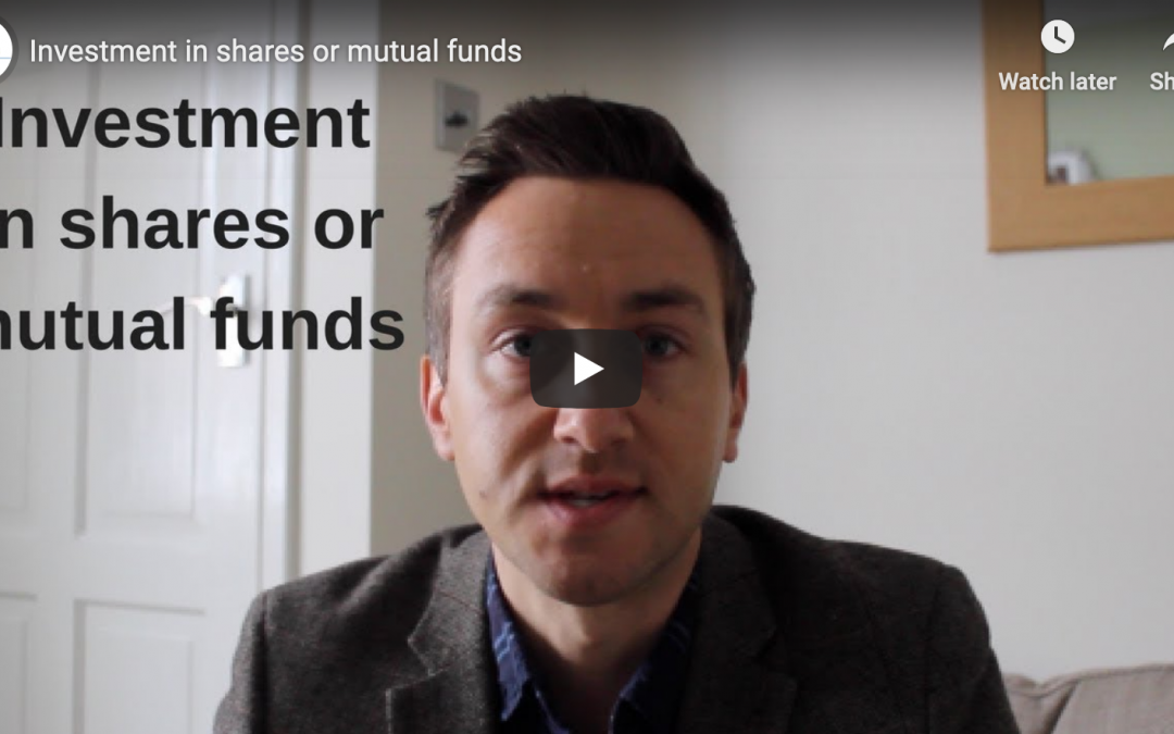 Investment in Shares or Mutual Funds