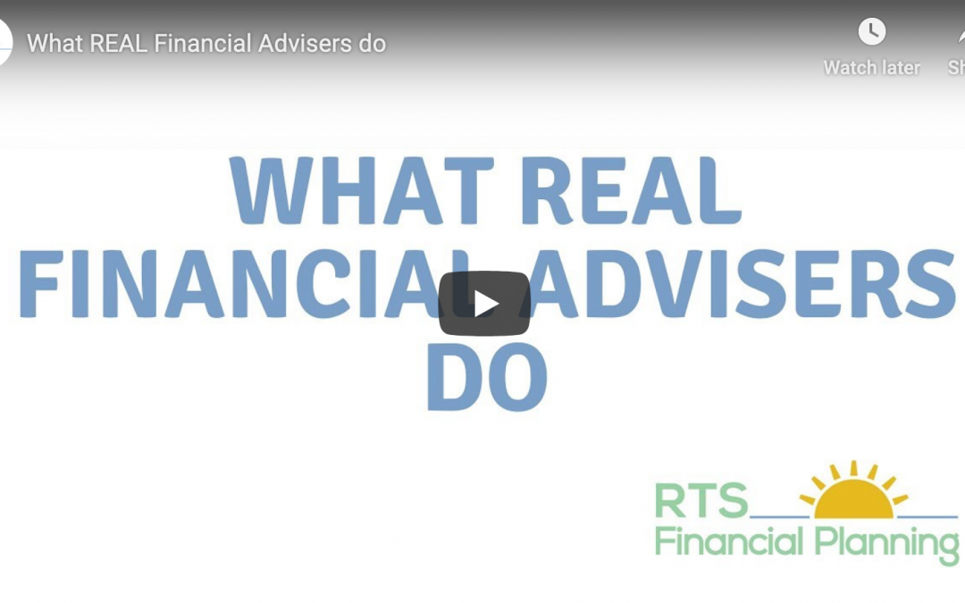 What REAL Financial Advisers do