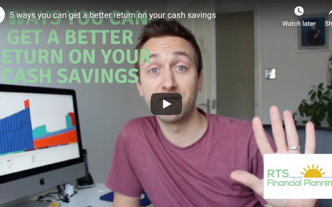 Earning a decent return on your cash savings