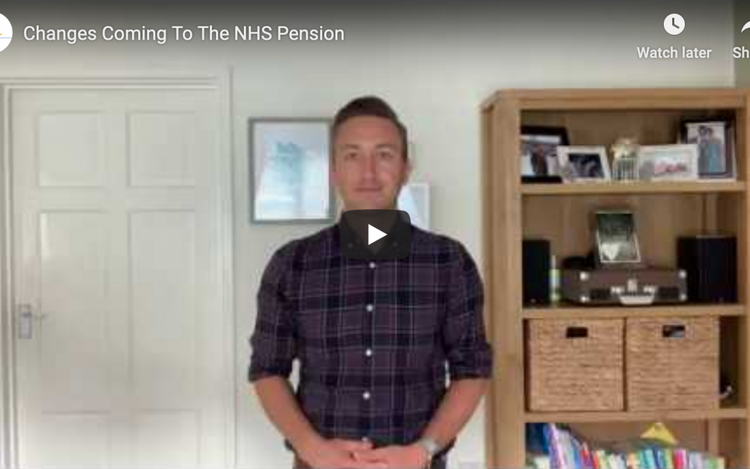Changes Coming To Fix NHS Pension 'Crisis'