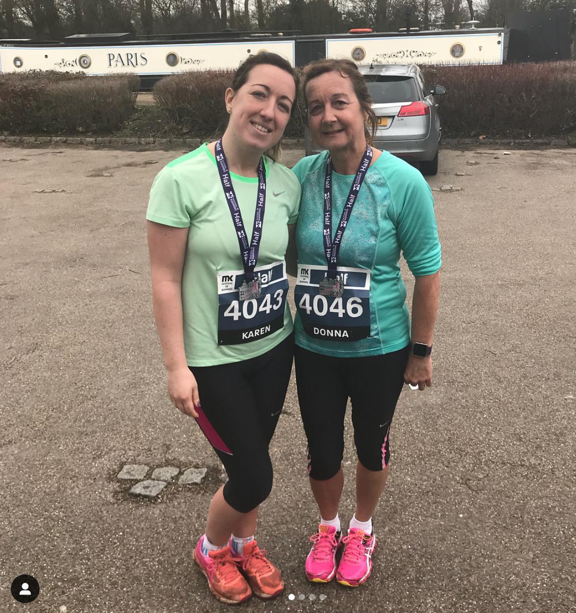 Marathon Karen