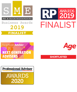 SME Finalist, RP Finalist, Next Generation Advisers, Money Age Award