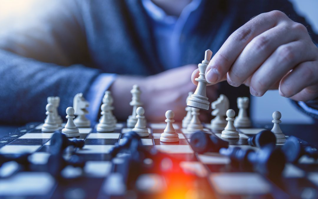Picture of playing chess Introducing The RTS Investment Strategy
