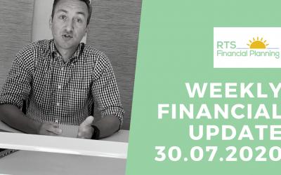 Weekly Financial Update – 30.07.2020