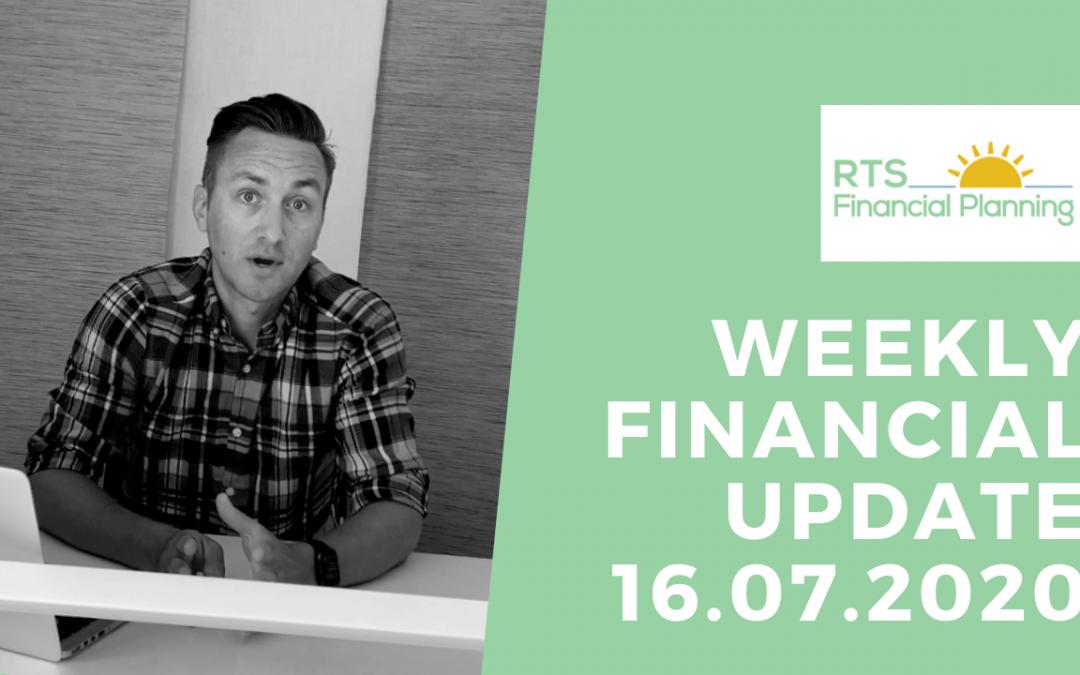 Weekly Financial Update – 16.07.2020