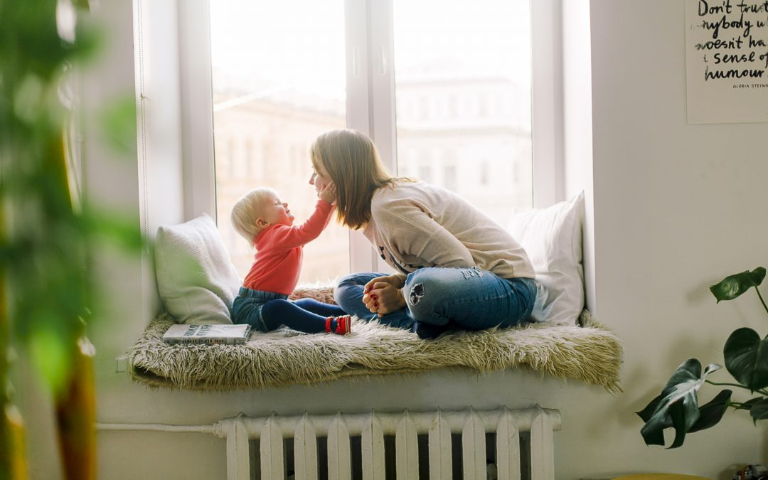 Picture of a baby and an adult for Can Pensions Be Inherited?