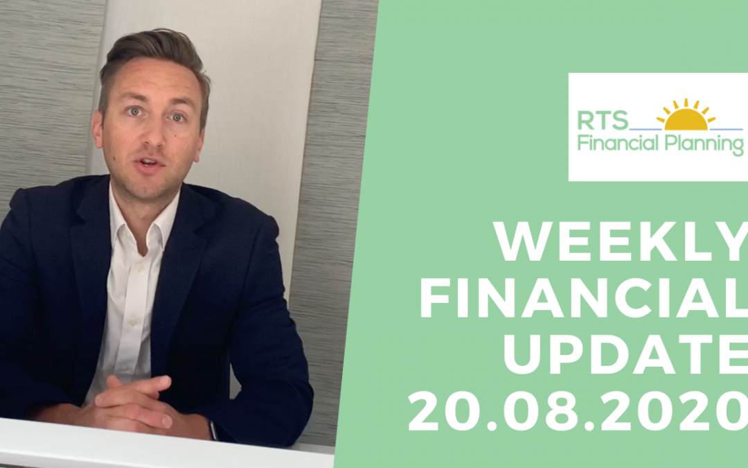 Weekly Financial Update – 20.08.2020