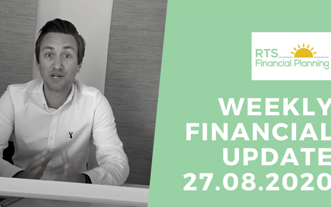 Weekly Financial Update – 27.08.2020
