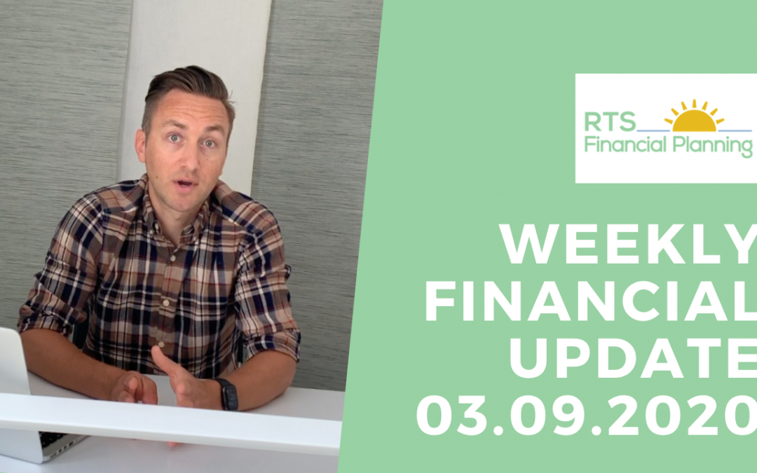 Weekly Financial Update – 03.09.2020