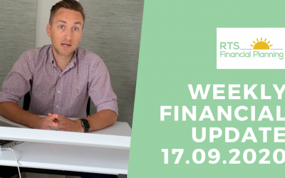 Weekly Financial Update – 17.09.2020