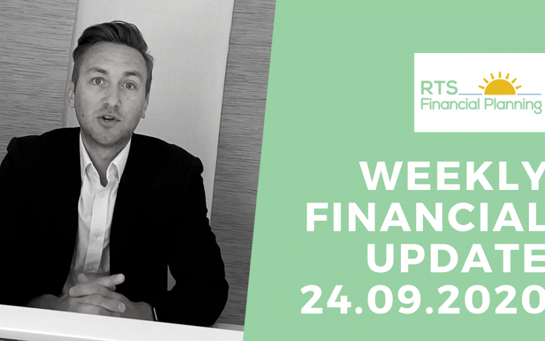 Weekly Financial Update – 24.09.2020