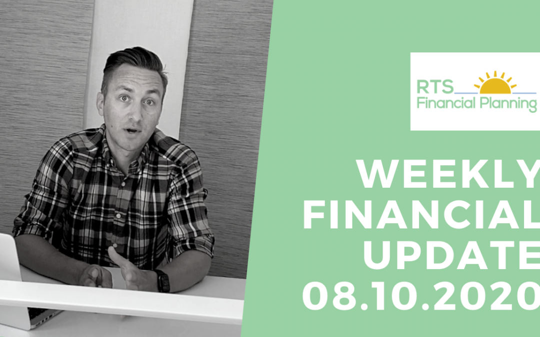 Weekly Financial Update – 08.10.2020