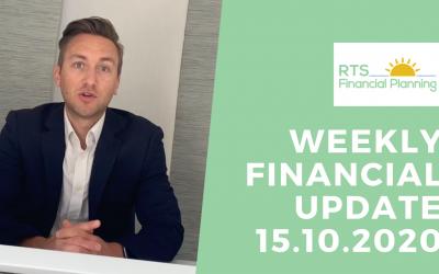 Weekly Financial Update – 15.10.2020
