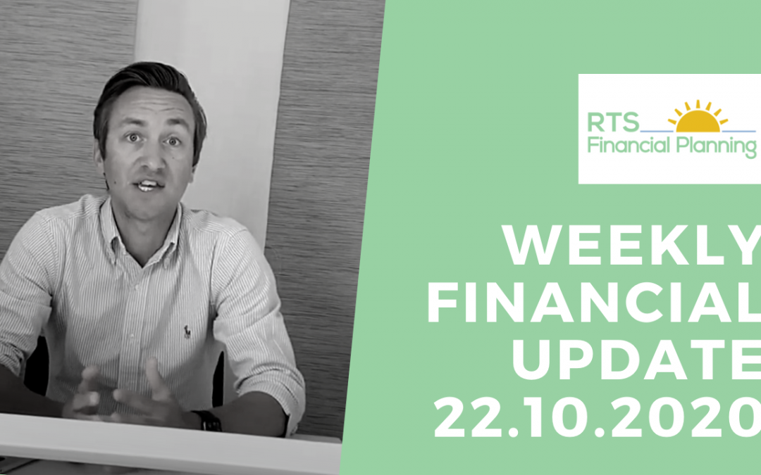Weekly Financial Update – 22.10.2020