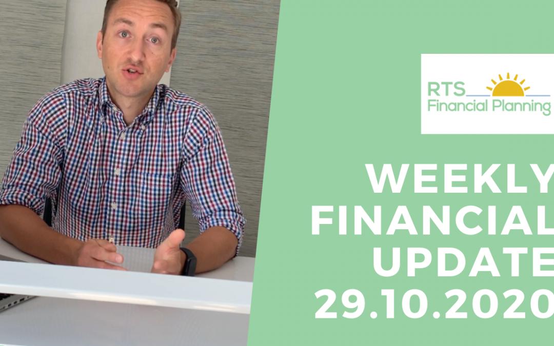 Weekly Financial Update – 29.10.2020