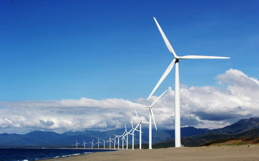 Picture of renewable energy for Ethical Investing